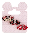 Disney Earrings Set - Minnie Mouse - Set of 3