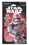 Disney Parks Candy - Star Wars - Sour Blaster Bits - Sour Cherry