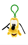 Disney Plush Keychain - Pluto - Large