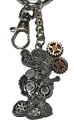 Disney Keychain - Mechanical Mickey - Metal