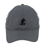 Disney Hat - Nike Baseball Cap - Mickey Mouse Standing - Gray