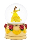 Disney Snow Globe - Belle - Beauty and the Beast