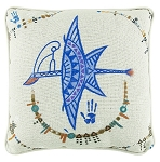 Disney Throw Pillow - Avatar Cave Painting