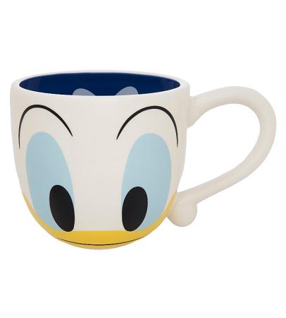 Colorful Donald Soup Kitchen Disney Duck Mug exrCBdo
