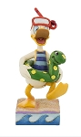 Disney Jim Shore Figurine - Donald Duck - Make a Splash