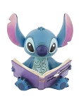 Disney Jim Shore Figurine - Stitch - Reading