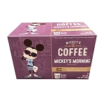 Disney Mickey's Really Swell Coffee - K Cup - Mickey's Morning