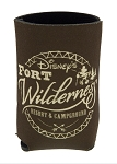 Disney Can Koozie - Fort Wilderness Resort and Campground