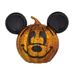 Disney Figurine - Halloween Mickey Mouse Pumpkin - Light Up