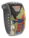 Disney Magic Band 2 - Magic Kingdom 45th Anniversary - Train