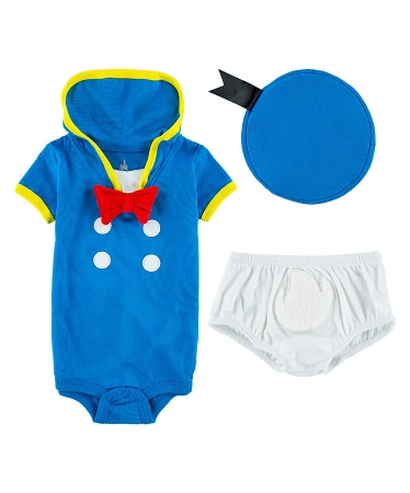 sc 1 st  Magical Ears Collectibles & Disney Bodysuit for Baby - Donald Duck Costume