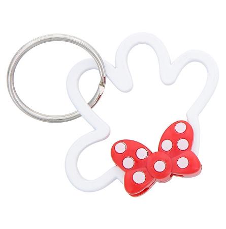 Add to My Lists. Disney Keychain - Minnie Mouse Dot Bow 1b0776556a07
