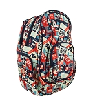 Disney Travel Backpack Bag - TAG - Vintage