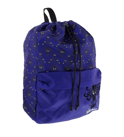 c241a840776 Add to My Lists. Disney Drawstring Backpack - Haunted Mansion Wallpaper