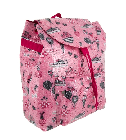 Add to My Lists. Disney Drawstring Backpack - Minnie Mouse Sequined ... a0f4c144a5310