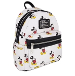Disney Loungefly Backpack - Mickey Mouse All Over - Mini