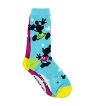 Disney Adult Socks - Mickey Mouse Pizazz - One Size