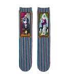 Disney Adult Socks - The Haunted Mansion - Striped