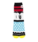 Disney Socks for Women - Minnie Mouse with White Polka Dots