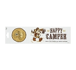 Disney Bumper Sticker - Fort Wilderness Resort & Campground