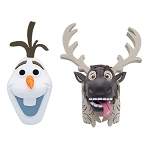 Disney Antenna Topper Set - Frozen - Olaf and Sven