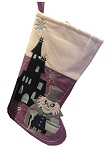 Disney Christmas Stocking - Hatbox Ghost - The Haunted Mansion