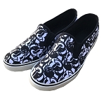 Disney Slip on Shoes - Classic Mickey Mouse Faces