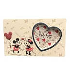 Disney Photo Frame - Mickey and Minnie Mouse Sweethearts