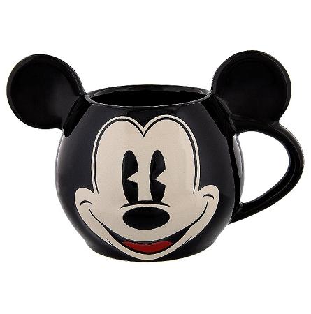 71927d8d09072 Disney Coffee Mug - Mickey Mouse Timeless Sculpted