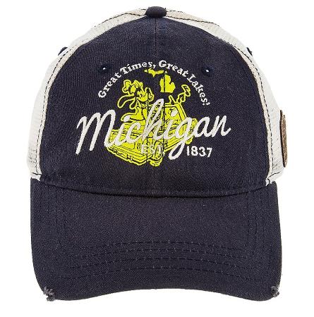 Disney Hat - Baseball Cap - Michigan State - Goofy 3aa7f84401e