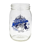 Disney Mason Jar - Massachusetts State - Pete