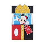 Disney Yacht Club Resort Pin - 2017 Holiday - Mickey Mouse