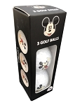 Disney Golf Ball Set - Posing Mickey Mouse - Set of 3