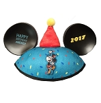 Disney Hat - Ears Hat - 2017 - Happy Birthday Mickey Mouse