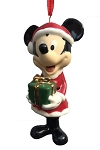 Disney Christmas Ornament - Mickey Mouse Figure Bell