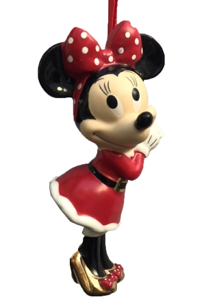 Add to My Lists. Disney Christmas Ornament - Minnie Mouse ...