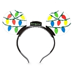 Disney Glow Ears Headband - Christmas Lights - Light Up