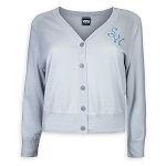 Disney Cardigan for Women - Star Wars Embroidered - Gray