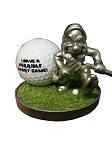 Disney Golf Figurine - Grumpy - Horrible Short Game