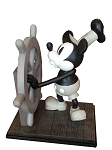Disney Medium Figure Statue - Steamboat Willie - 85th Anniversary