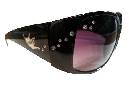 Disney Sunglasses - Pixie Dust Jeweled - Tinker Bell