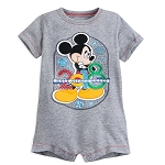 Disney Romper for Baby - 2018 Mickey Mouse - Walt Disney World