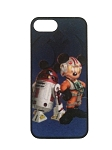 Disney IPhone 4 Case - Star Wars - R2-MK and X-Wing Mickey