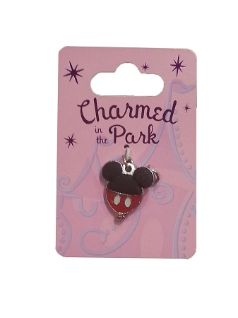 Disney Dangle Charm - Charmed in the Park - Mickey Mouse Balloon