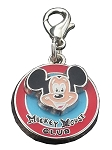 Disney Dangle Charm - Charmed in the Park - Mickey Mouse Club