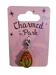 Disney Dangle Charm - Charmed in the Park - Minnie Mouse Shoe
