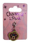 Disney Dangle Charm - Charmed in the Park - Minnie Face Rings