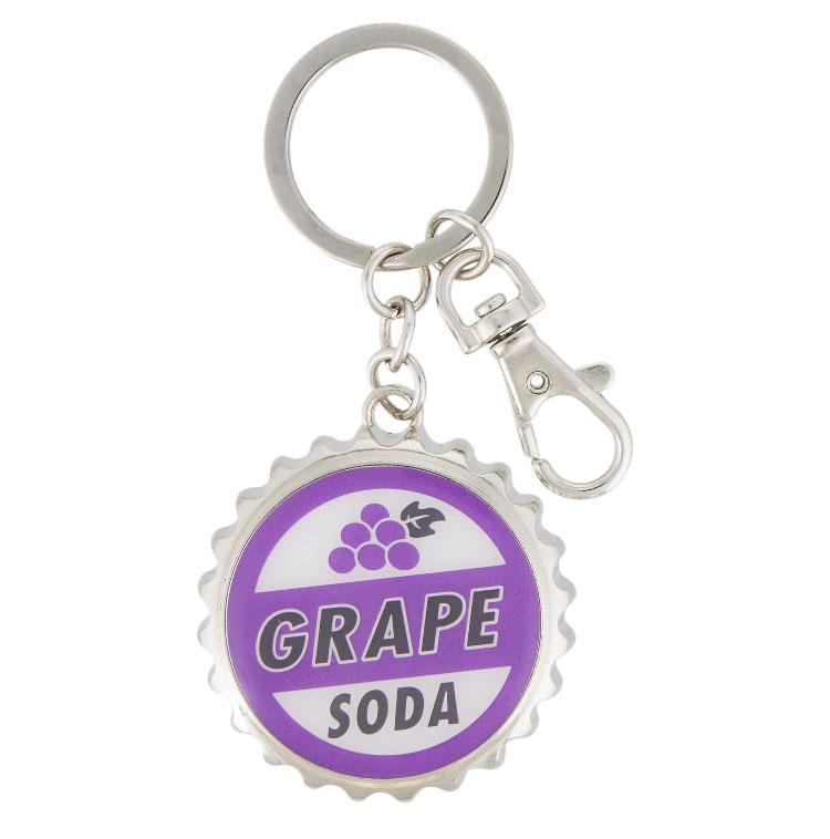 Grape Soda Bottle Cap