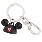 Disney Keychain - Mickey Mouse Ears Hat - Jeweled