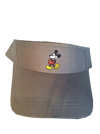 f7facc47f97 Add to My Lists. Disney Sun Visor Hat - Mickey Mouse Standing ...